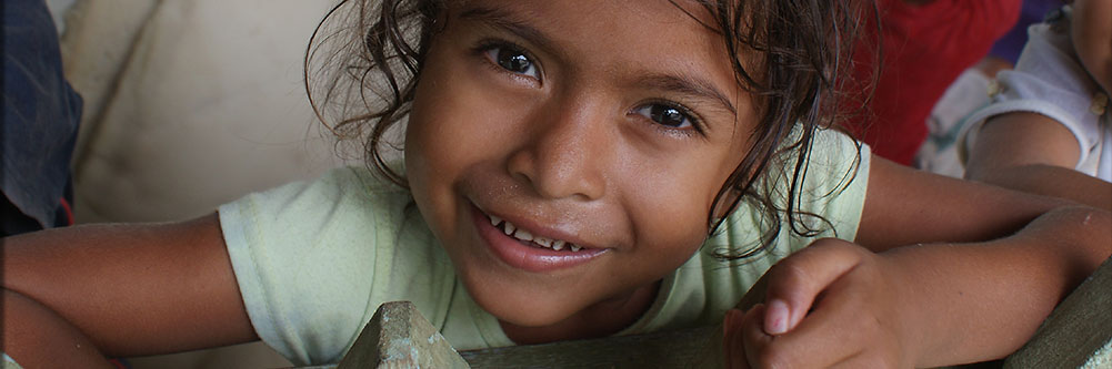Jeune fille guatémaltèque (Crédit photo : Louis Paquette)
